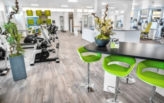 Fitness & Wellness Interior Therapiezentrum Dormagen
