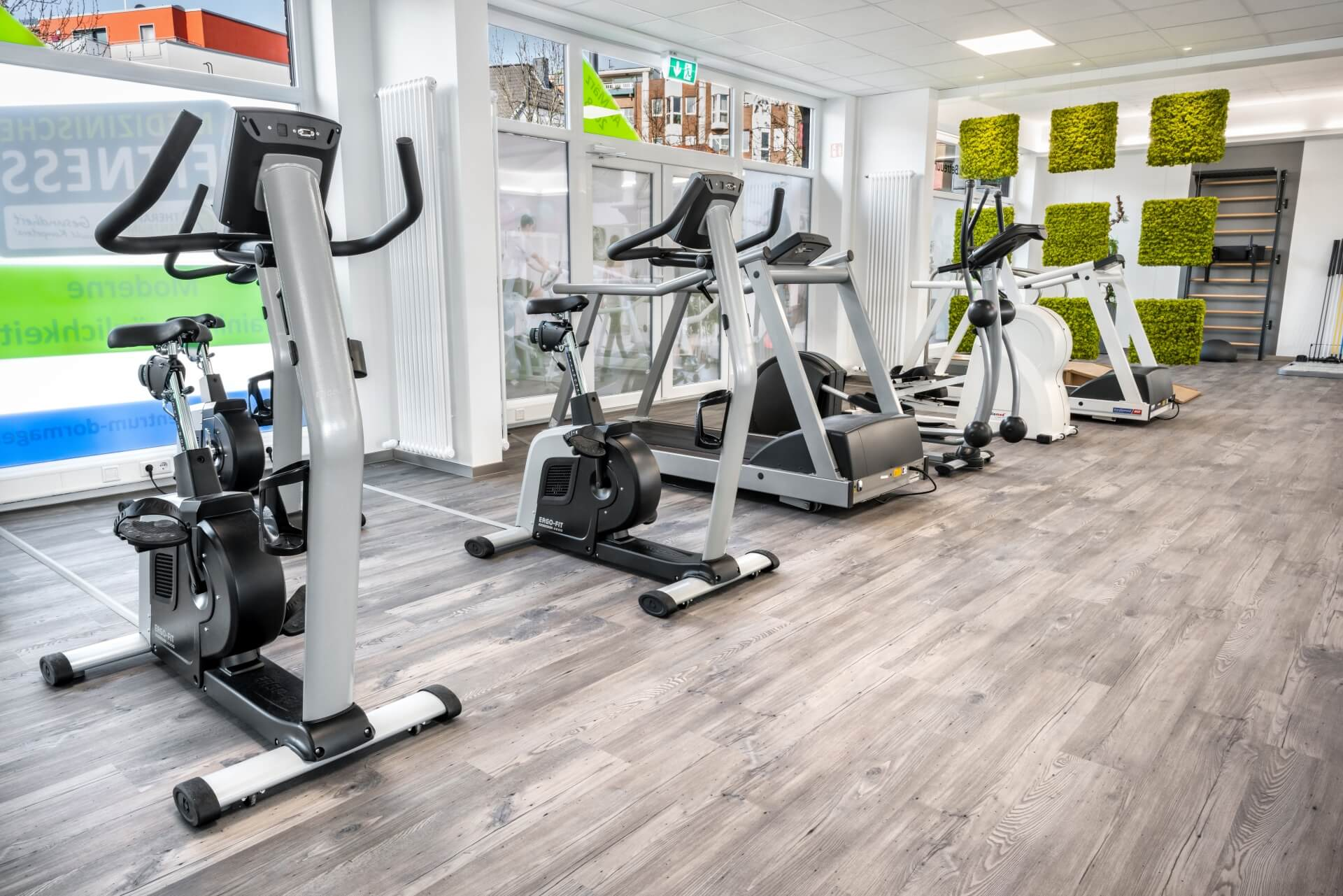 Fitness & Wellness Interior