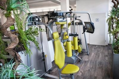 Fitness & Wellness Interior
