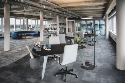 Bürodesign - AirportTrade Center Düsseldorf