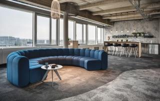 Flexibilität im Bürodesign - AirportTrade Center Düsseldorf
