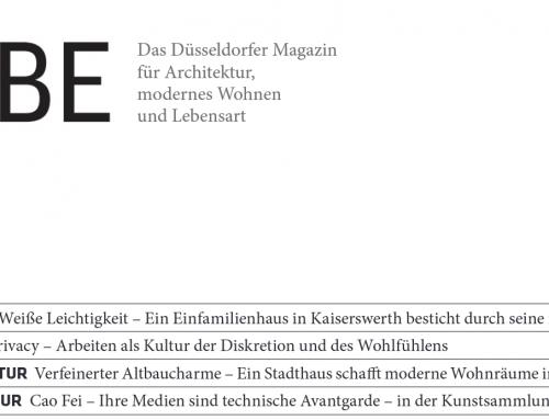 Raumblüte im Cube-Magazin Düsseldorf